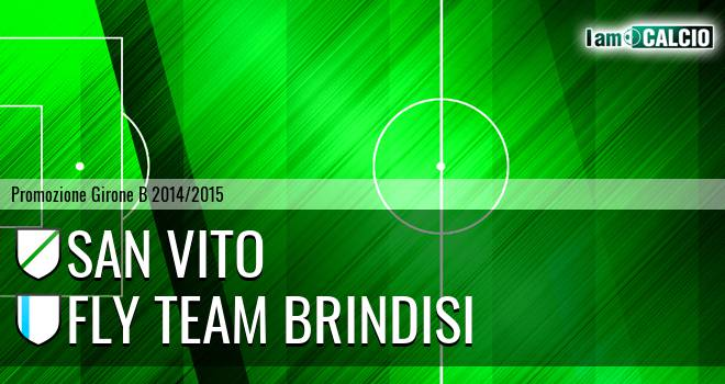 San Vito - Fly Team Brindisi