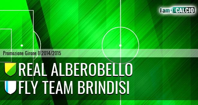 Real Alberobello - Fly Team Brindisi