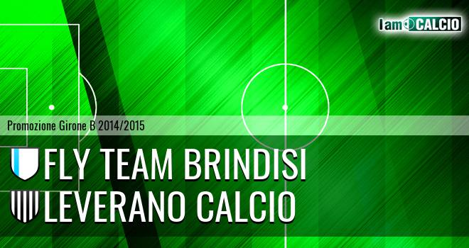 Fly Team Brindisi - Leverano Calcio