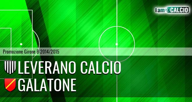 Leverano Calcio - Galatone