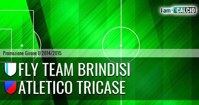 Fly Team Brindisi - Atletico Tricase