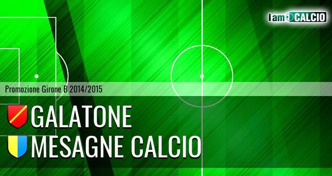 Galatone - Mesagne Calcio
