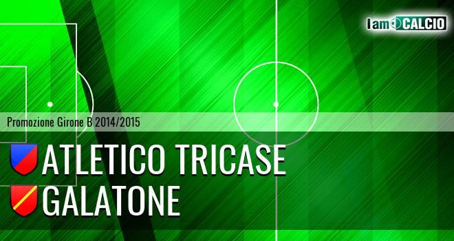 Atletico Tricase - Galatone