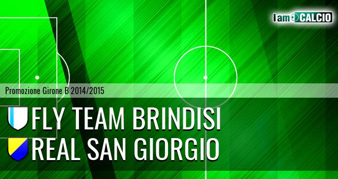 Fly Team Brindisi - Real San Giorgio
