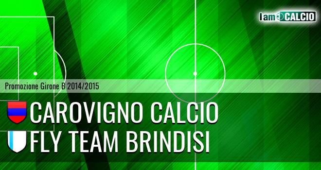 Real Carovigno - Fly Team Brindisi