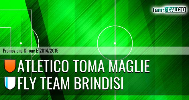 A. Toma Maglie - Fly Team Brindisi