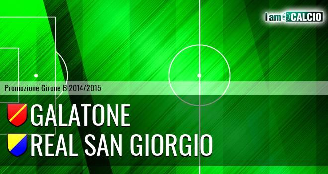Galatone - Real San Giorgio