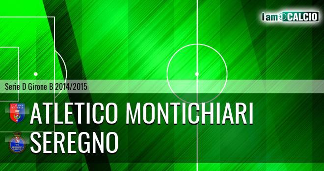 Atletico Montichiari - Seregno