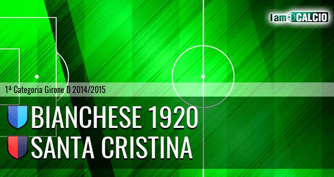Bianchese 1920 - Santa Cristina