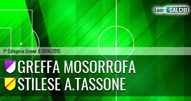 Greffa Mosorrofa - Stilese A. Tassone