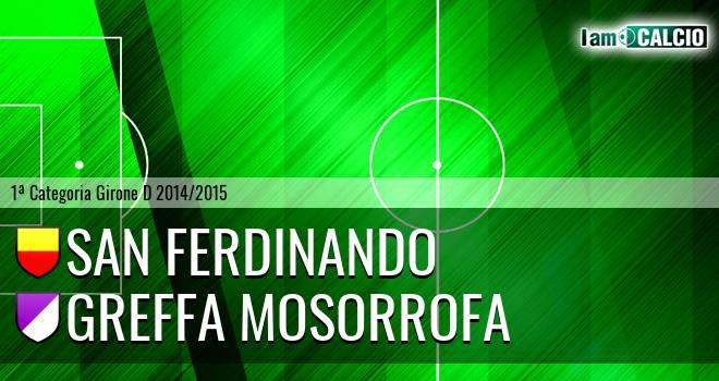 San Ferdinando - Greffa Mosorrofa