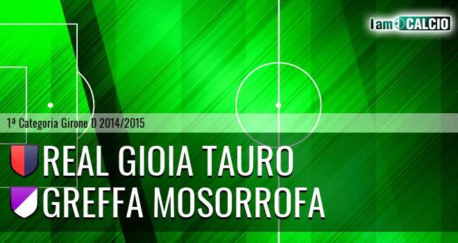 Real Gioia Tauro - Greffa Mosorrofa