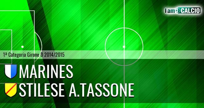 Marines - Stilese A. Tassone