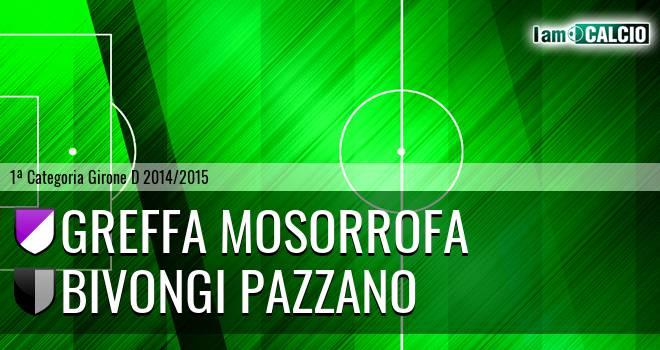 Greffa Mosorrofa - Bivongi Pazzano