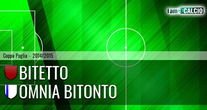 Bitetto - Bitonto Calcio