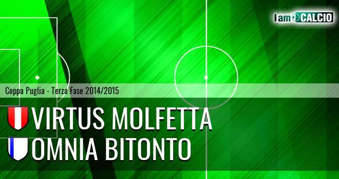 Virtus Molfetta - Bitonto Calcio