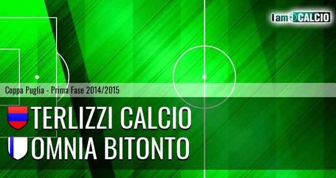 Terlizzi Calcio - Bitonto Calcio