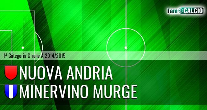 Nuova Andria - Minervino Murge