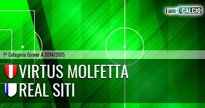 Virtus Molfetta - Real Siti