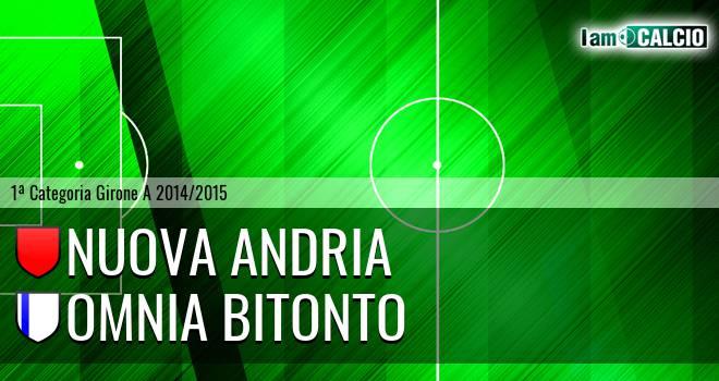 Nuova Andria - Bitonto Calcio