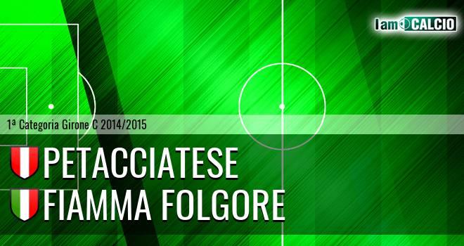 Petacciatese - Fiamma Folgore