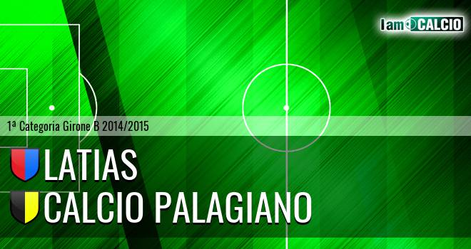 Latias - Calcio Palagiano