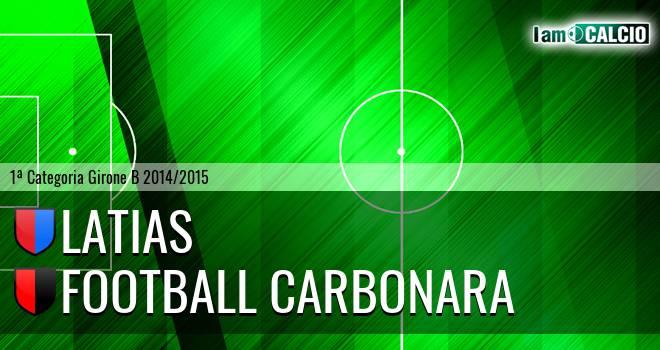 Latias - Football Carbonara