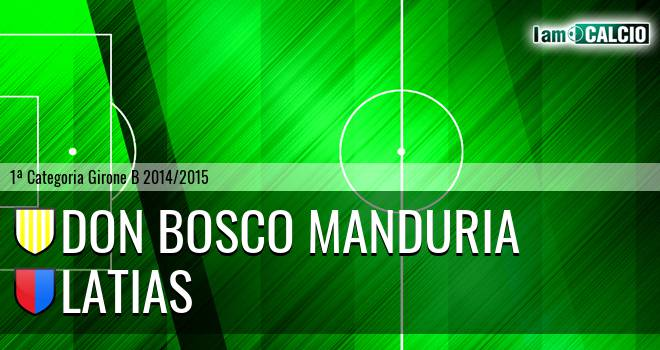 Don Bosco Manduria - Latias
