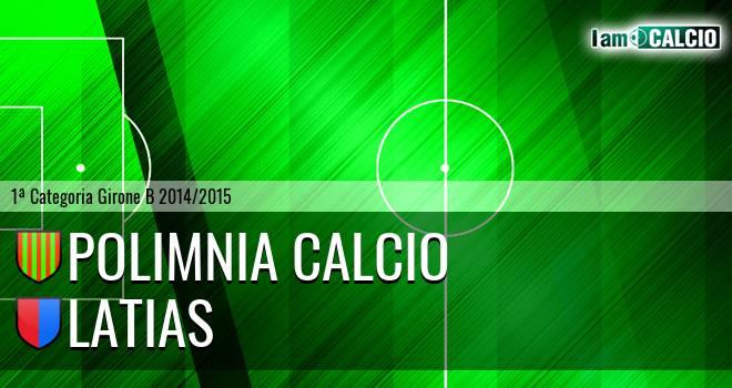 Polimnia Calcio - Latias