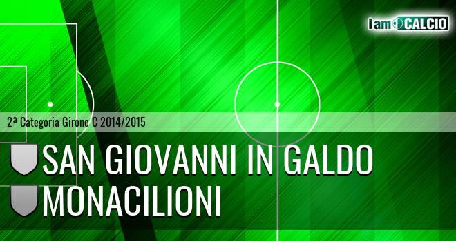 San Giovanni in Galdo - Monacilioni