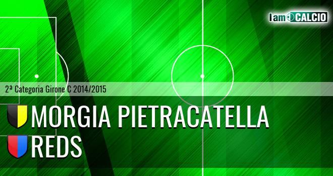 Morgia Pietracatella - Reds