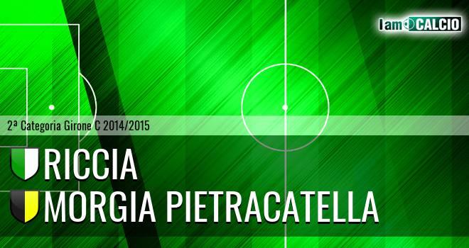 Riccia - Morgia Pietracatella