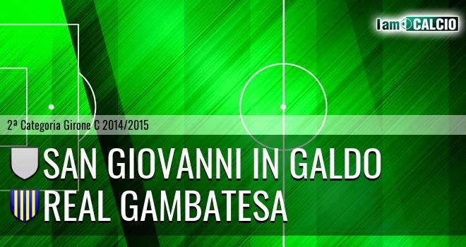 San Giovanni in Galdo - Real Gambatesa