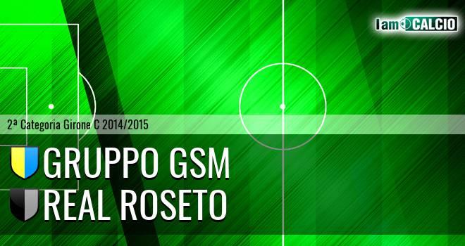 Gruppo GSM - Real Roseto