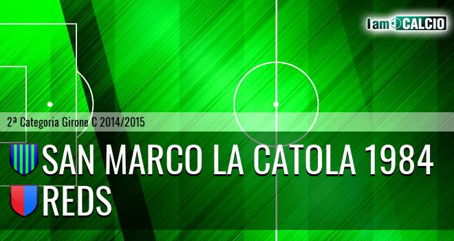 San Marco la Catola 1984 - Reds