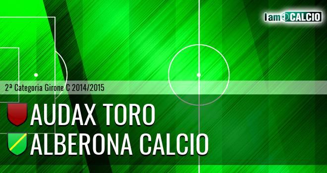Audax Toro - Alberona Calcio