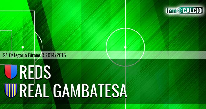 Reds - Real Gambatesa