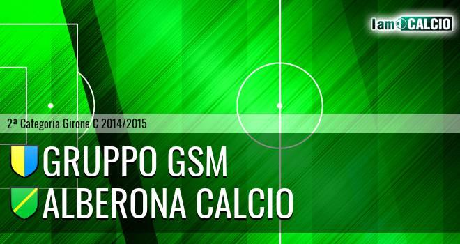 Gruppo GSM - Alberona Calcio