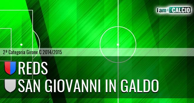 Reds - San Giovanni in Galdo