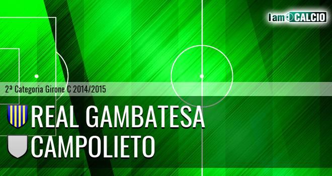 Real Gambatesa - Campolieto
