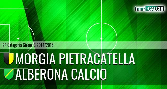 Morgia Pietracatella - Alberona Calcio