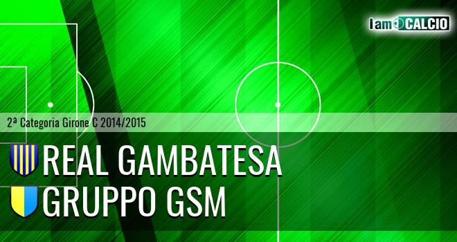 Real Gambatesa - Gruppo GSM