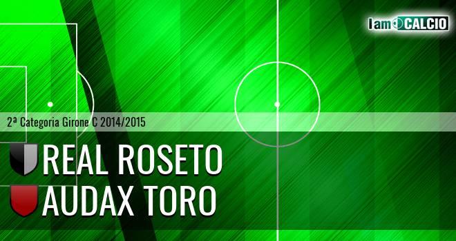 Real Roseto - Audax Toro
