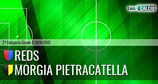 Reds - Morgia Pietracatella