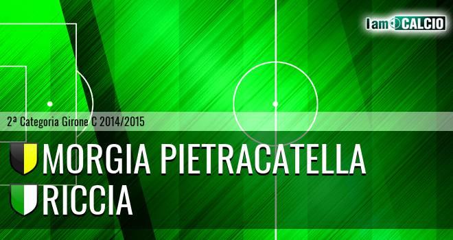 Morgia Pietracatella - Riccia