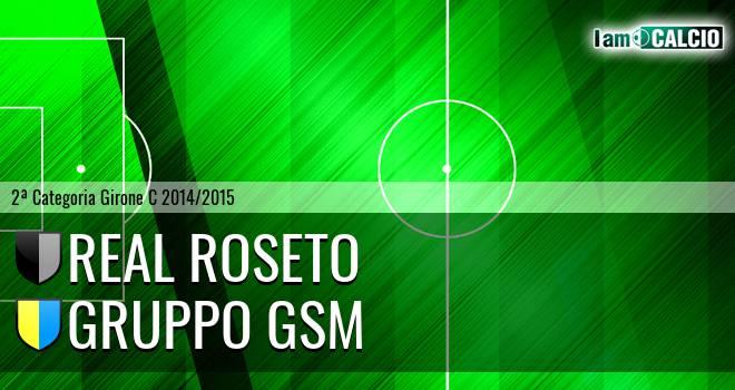Real Roseto - Gruppo GSM