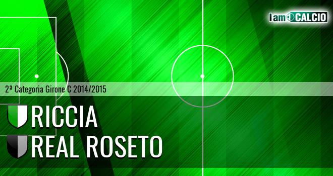 Riccia - Real Roseto