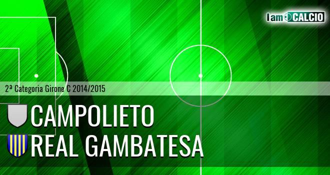 Campolieto - Real Gambatesa