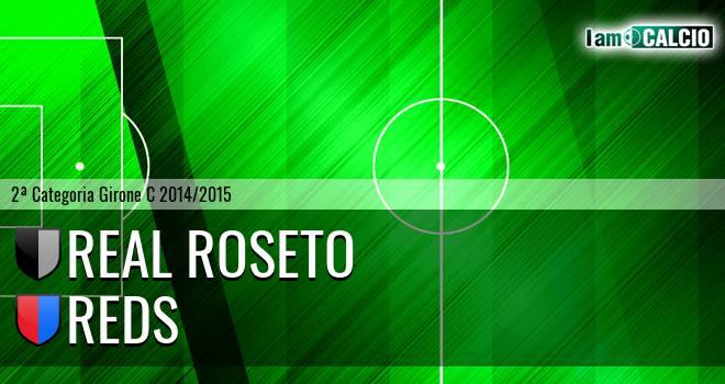 Real Roseto - Reds