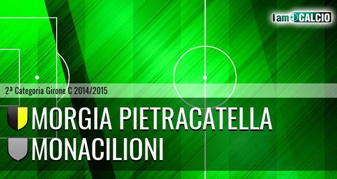 Morgia Pietracatella - Monacilioni